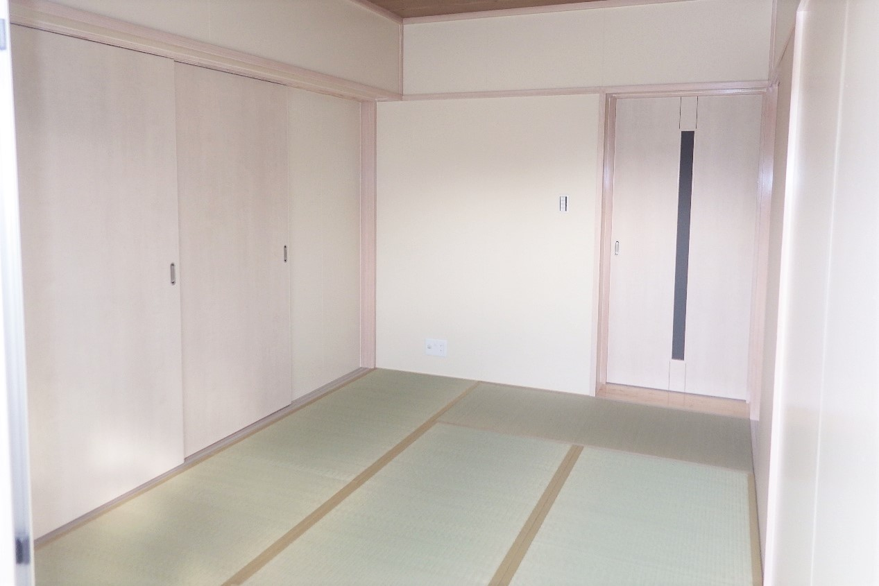 建築実績6 松山住宅 冨ケ原組